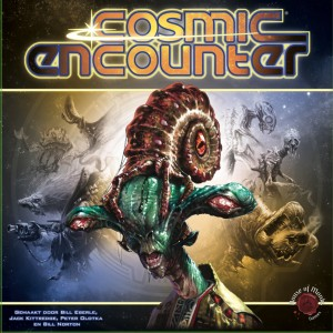 "Nederlandse editie ""Cosmic Encounter"